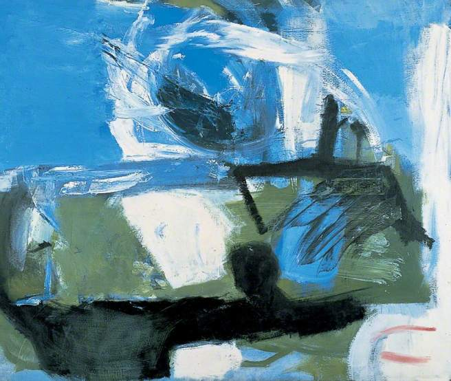 Lanyon, Peter, 1918-1964; Offshore