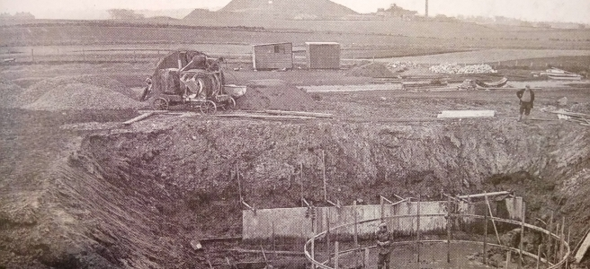 King Coal's Graveyard: a walk in Midlothian mining country