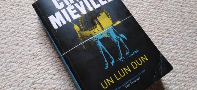UnLunDun cover